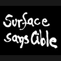 Surface sans cible